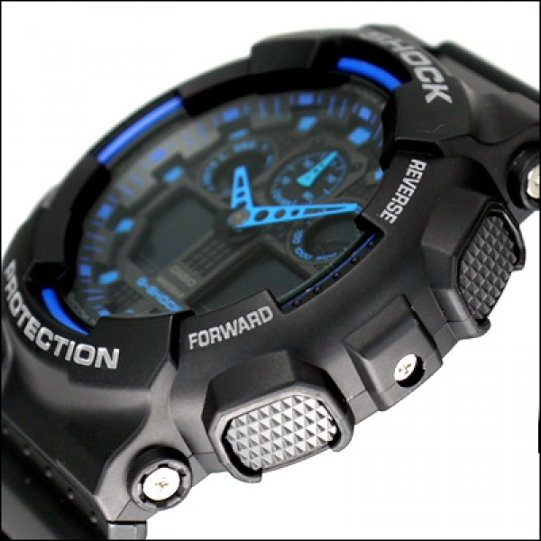 CASIO G-shock GA-100-1A2ER..