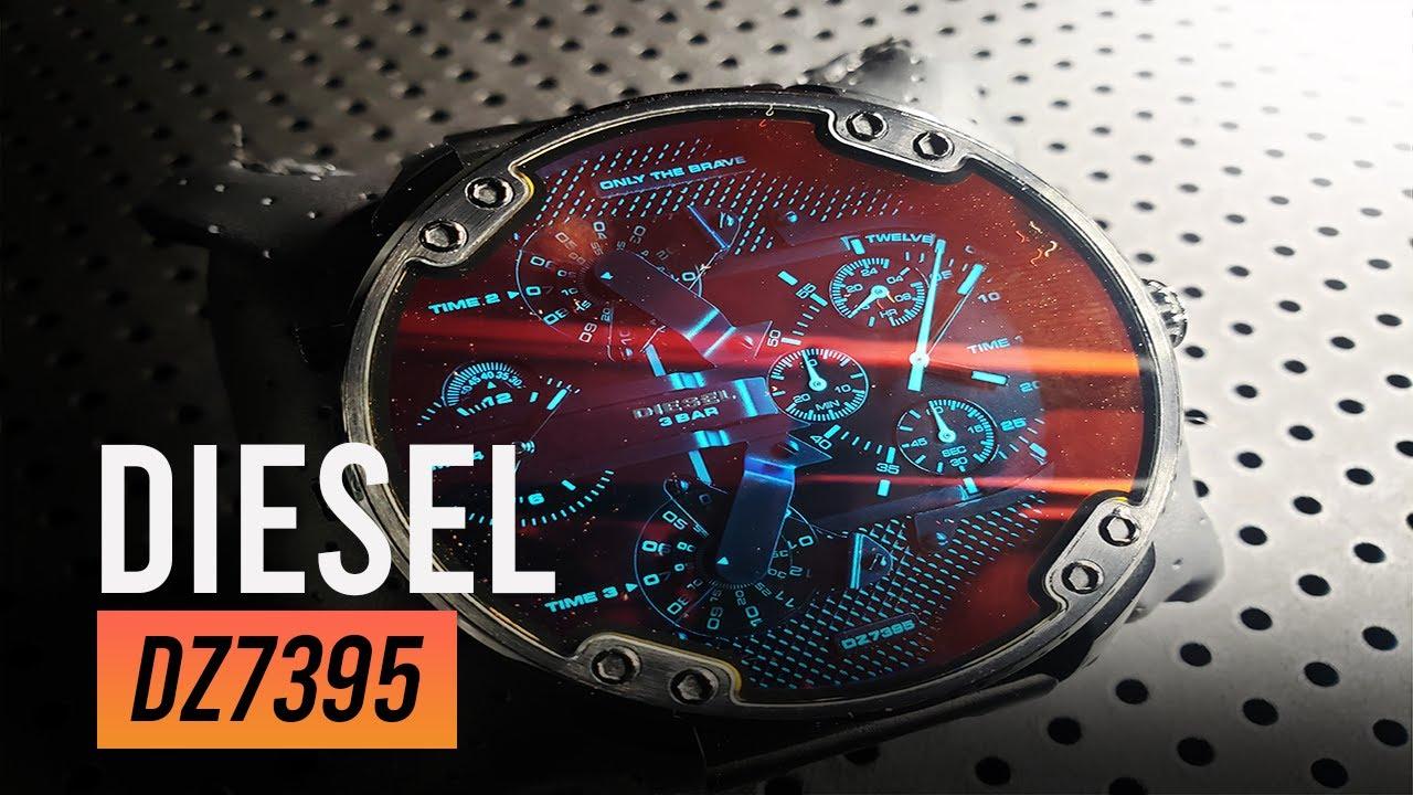 (Reloj Diesel hombre DZ7395)