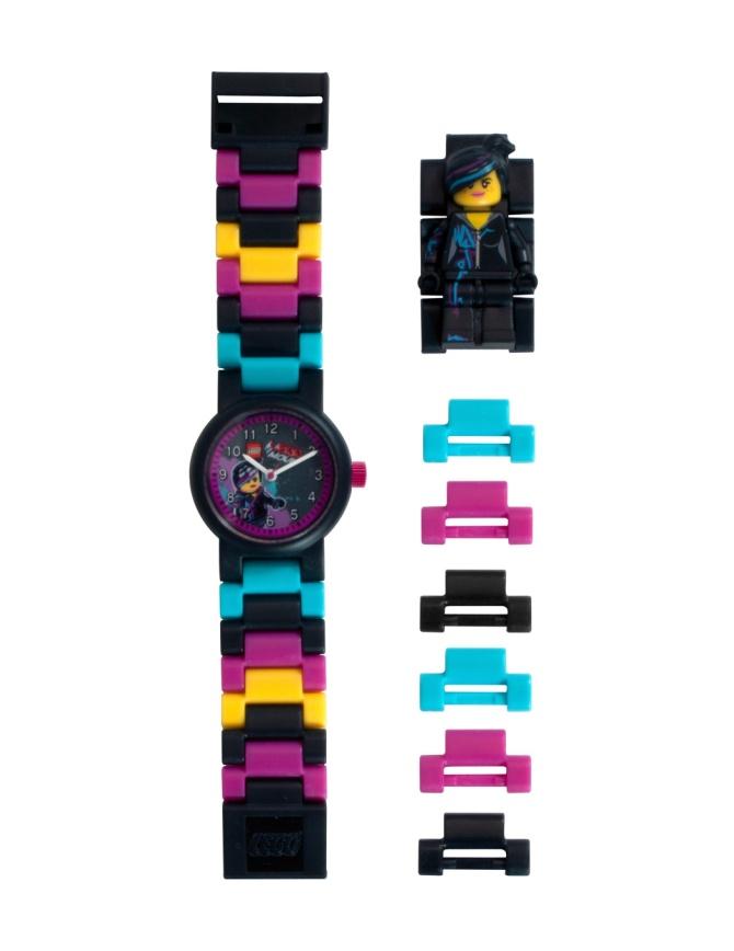 Reloj para niñas modificables de Lego