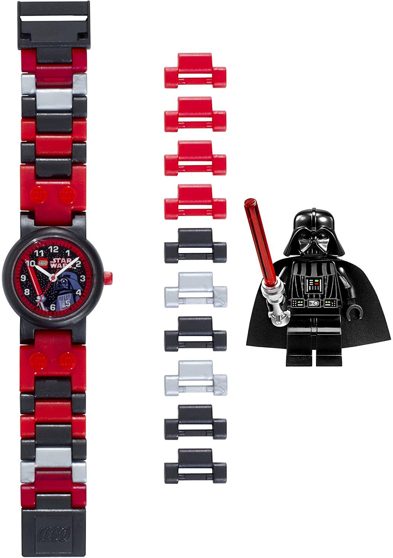 Reloj infantil de pulsera con figura de Darth Vader